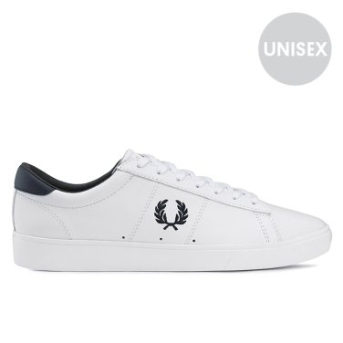 FRED PERRY  Spencer Leather(134) SFPU1837521-134 남여공용 레더 스니커즈