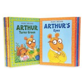 영어원서 Arthur Adventures 픽쳐북 17종 세트 아서 어드벤처