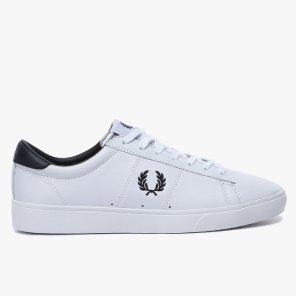 FRED PERRY Spencer Leather 남여공용 스니커즈 SFPU1937521-134