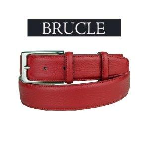 BRUCLE 브루클레-이탈리아 남성가죽컬러벨트(BT-C516C35RS)