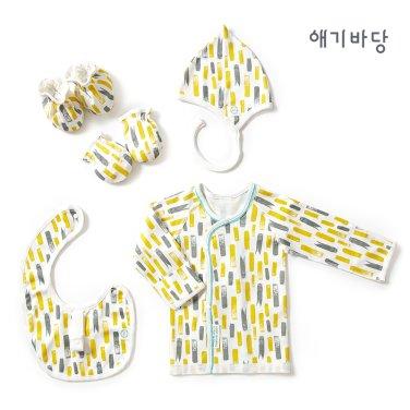애기바당 출산선물 4종세트[사려니]
