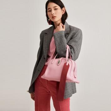 [vunque] Toque tote M (토크 토트 미듐) Pink VQA91TO2451