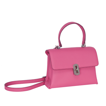 [vunque] Toque tote Satchel S (토크 토트 사첼 스몰 ) Pink lux_VQB01TO4011