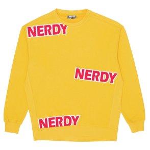 남녀공용 Applique Sweatshirt (PNES19KT0305)