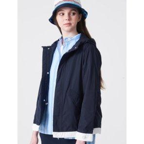 네이비 여성 베이직 야상형 재킷 (BO9239C09R)