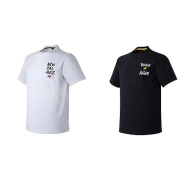 남여공용 캠페인팩 스몰로고 티셔츠(NBNE922023)