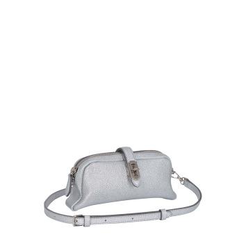 [vunque] Toque Clutch Piccolo (토크 클러치피콜로) Silver VQA91CU4051