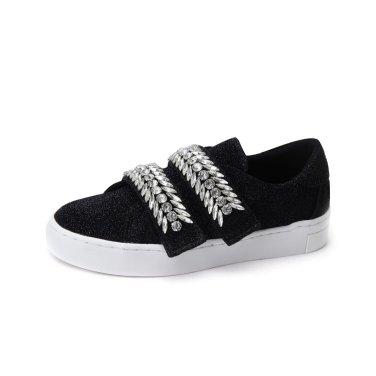 Glitter Twinkle sneakers(black) DA4DX19504BLK