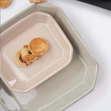 [윤도자기] 모던 한식 플레이팅 그릇 - 팔각대접시 (5컬러택1)