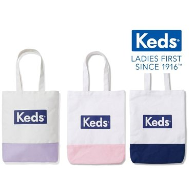 KEDS 컨템포러리 케즈 컬러칩 여성용 에코백 숄더백 SB18002 SB18011 SB18003
