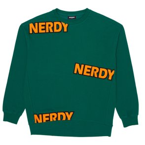 남녀공용 Applique Sweatshirt (PNES19KT0310)