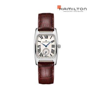 H134211 아메리칸클래식 볼튼 레드 여성 시계 L