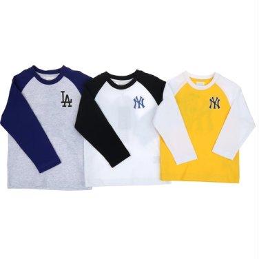 기본 래글런 티셔츠[71TS21911]