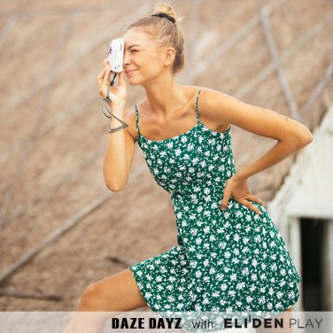 [데이즈데이즈][수영 착용] DAZE DAYZ NEROLI MINI DRESS (D9M137)