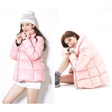 여성 퀼팅형 다운 자켓 마리 양말+버프+쇼핑백 증 KWW