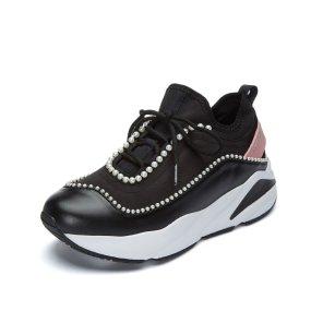 [송혜교슈즈]Mayhew sneakers(black) DG4DX19521BLK / 블랙