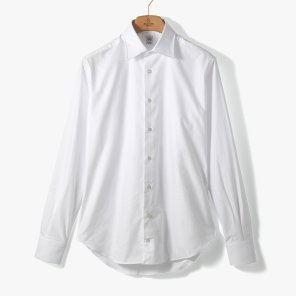 [TBRM]CLASSIC DRESS SHIRT (SOLID 2) WHITE/TB92M40006A00