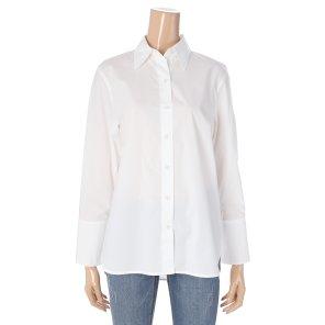 소매 러플 면셔츠(SWWSTJ31410)