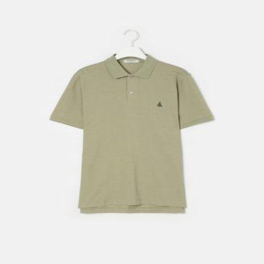S/S Unisex 올리브 솔리드 칼라 티셔츠(BC9242A01J)