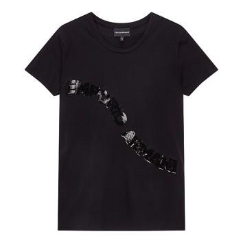 플로피 로고 반팔 티셔츠