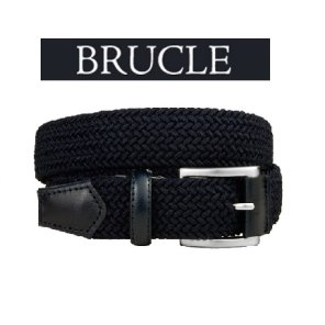 BRUCLE부르클레-이탈리아 남성컬러꼬임벨트(BT-CEL03RBY)