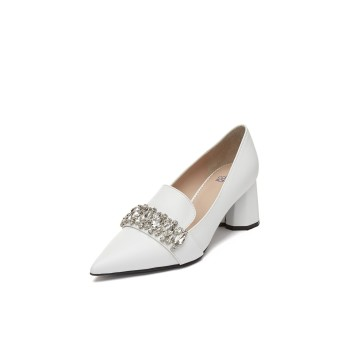 Gladys pumps(WHITE) DG1BX20008WHT-P