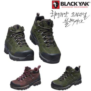 사계절 남여 고어텍스 트레킹 등산화 터틀GTX(ELBON)