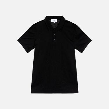 남성 코튼 솔리드 폴로 티셔츠 VMMT1KP008A0N60
