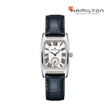 H13421611 아메리칸클래식 볼튼 네이비 여성 시계 L