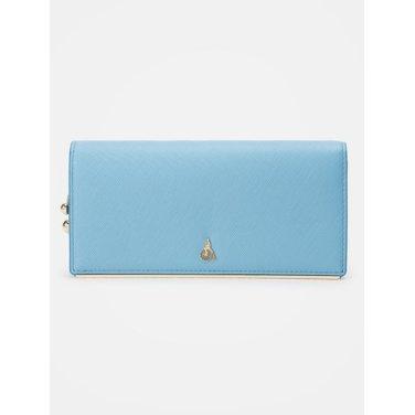 (여) 스카이 블루 루시 2단 장지갑 (BE81A4T52Q)