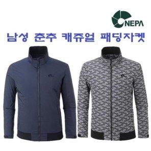 남성 춘추 도나티 캐쥬얼 패딩자켓 7D10942
