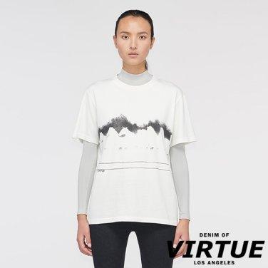 [미국] WILD HORSES TEE OFF WHITE (VW93D9632TOWH)