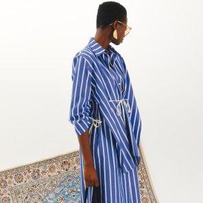 Magaret Shirt Dress (JCFWOP06)