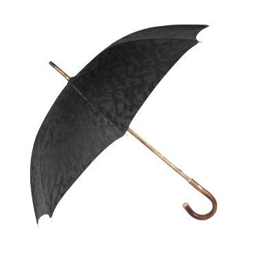 맨비스포크 블랙 카무플라주 체스넛 핸들 1단 수동 우산 ME612C