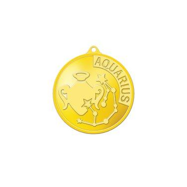 별자리메달-물병자리 3.75g