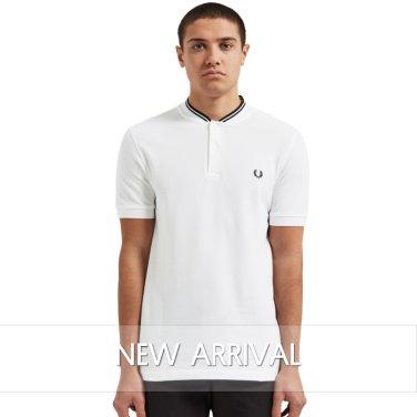 [S/S상품]보머 칼라 피케 셔츠Bomber Collar Pique Shirt(100)AFPM1934526