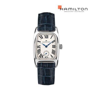 H13321611 아메리칸클래식 볼튼 네이비 여성 시계 M