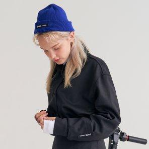 (CTB4) 헤링본 슬리브 포켓 셔츠 블랙