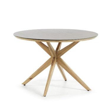 쥴리엣 원형 테이블