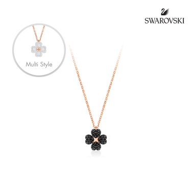 Latisha Flower 로즈골드 네크리스 5420246