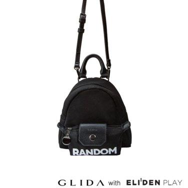 [그리다] GLIDA RANDOM Mini Backpack (GRCBL-01)