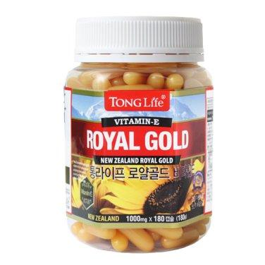 통라이프 로얄골드 비타민E 180캡슐