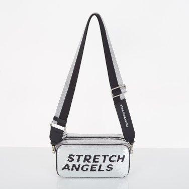 (SXMR06911X-SI) PANINI DOUBLE SPANGLE BAG