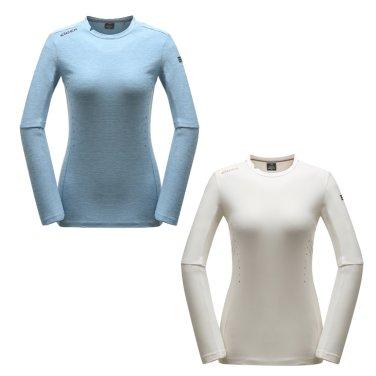 SPRA(스프라) 여성 라운드 티셔츠 (DWU18226)