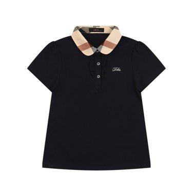 체크 카라 티셔츠 DPM10TC54M