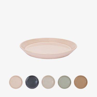 [윤도자기] 모던 한식 플레이팅 그릇 - 중접시 20cm (5컬러택1)
