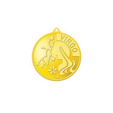 별자리메달-처녀자리 3.75g