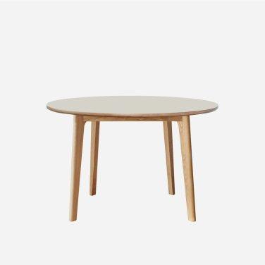Lino quadrangle leg Table