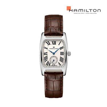H13421511 아메리칸클래식 볼튼 브라운 여성 시계 L