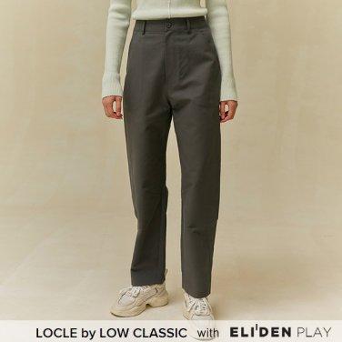 [로우클래식] 19 FALL LOCLE Cutting line pants_bluegreen (Z3LCI6PT101)